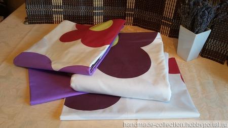 Комплект постельного белья ручной работы на заказ