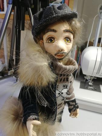 Кукла Мурад ручной работы на заказ
