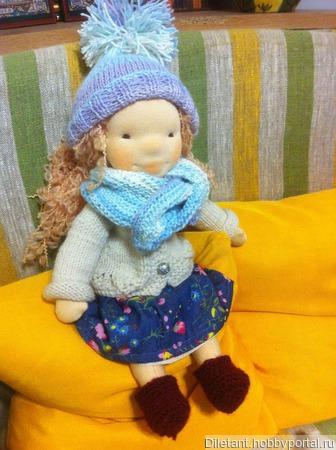Кукла Фюся ручной работы на заказ