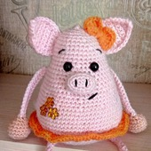 фото: ручное вязание