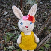 Кролик-девочка