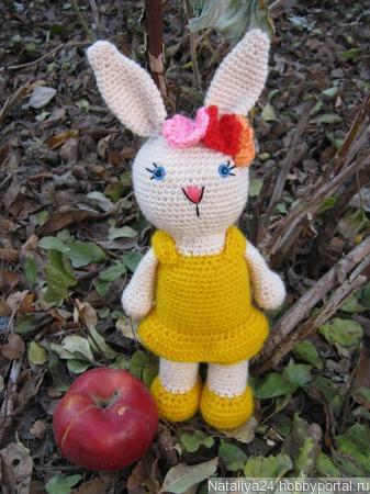 Кролик-девочка ручной работы на заказ