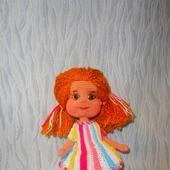 Кукла Карамелька
