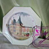"""Часы настенные """"Замок"""""""