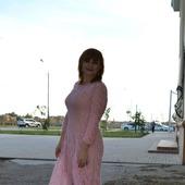"""Платье """"Розовый жемчуг"""""""
