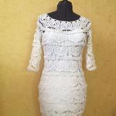 """Платье """"Белое сердечко"""""""