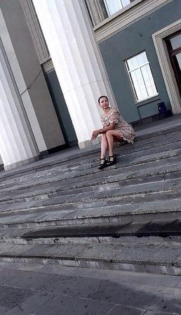 """Платье """"Парижанка"""" ручной работы на заказ"""