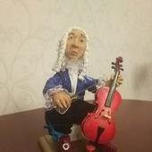 Куклы для души от всей души - Виоланчелист