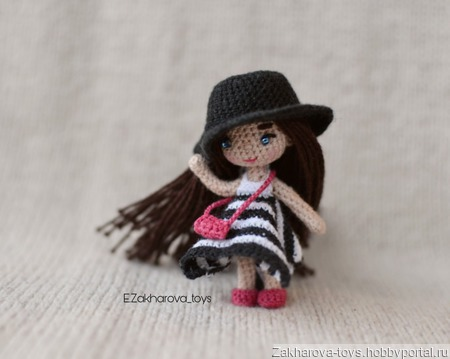 Куколка 6 см ручной работы на заказ