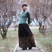фото: юбка повседневная