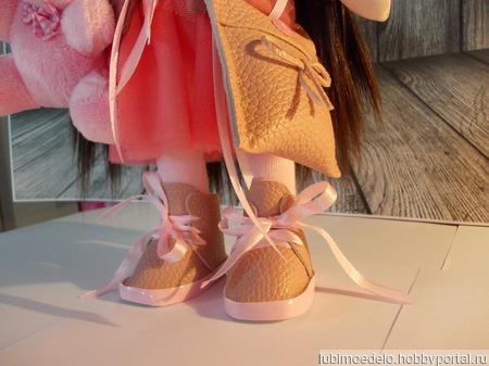 "Кукла тыквоголовка ""Маруся"" ручной работы на заказ"
