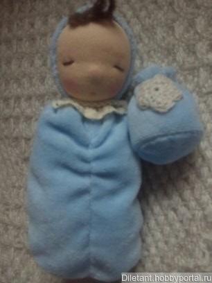 Текстильная игрушка ручной работы на заказ