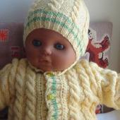 Комплект одежды для новорожденных  3 в 1