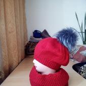 Шапка - вязание на заказ