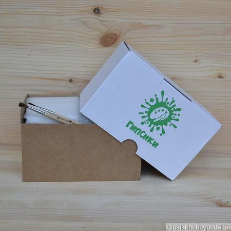Набор ёлочных игрушек для раскрашивания ручной работы на заказ