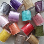 Рафия натуральная для вязания