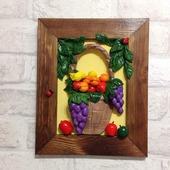 Натюрморт из фруктов