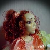 Авторская коллекционная кукла Лерочка