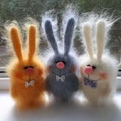 фото: Куклы и игрушки (зайчик-малыш)