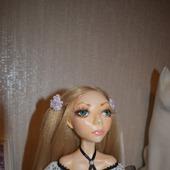 Коллекционная авторская кукла Натали