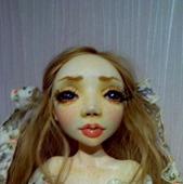Авторская коллекционная кукла Мария