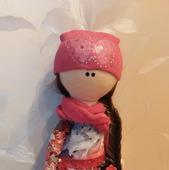 Текстильная кукла 35 см