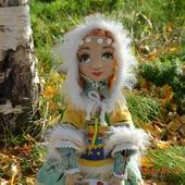 Куколка Эви - хантыйская северянка