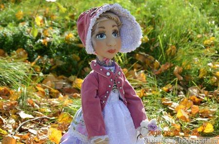 Куколка Жасмин ручной работы на заказ