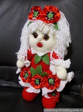 Кукла Мила ручной работы на заказ