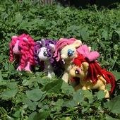 Сказочные пони