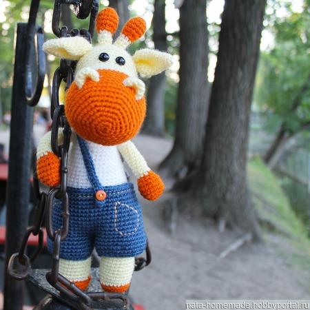Жирафики - путешественники ручной работы на заказ