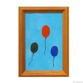 фото: Картины и панно: символизм (холст на картоне)