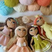 фото: Куклы и игрушки (вязаныезайчики)