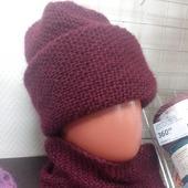 фото: Комплекты аксессуаров (зимняя шапка)