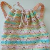 Рюкзачок для маленькой модницы