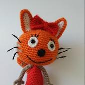 Кошечка игрушка - подарок малышу