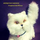 """МК  """"Кошечка Тася"""""""