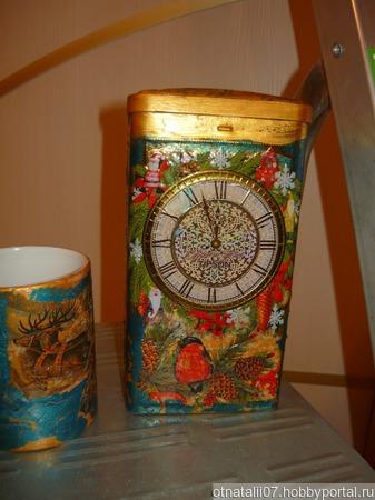 Баночки для кофе ручной работы на заказ