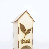 """Заготовка для декупажа - Чайный Домик """"Tea"""""""