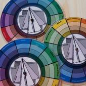 Цветовой Круг 10см, карманный