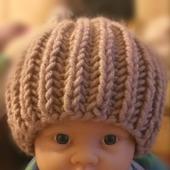 фото: шапка зимняя