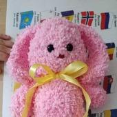 фото: Куклы и игрушки (вязанная игрушка для ребенка)