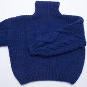 Вязаный свитер оверсайз женский в Екатеринбурге