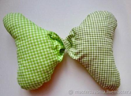 Подушка для новорожденных ручной работы на заказ