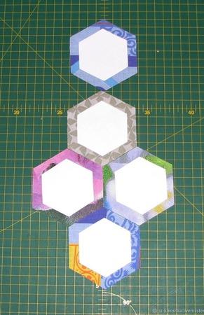 Шаблоны бумажные для пэчворка ручной работы на заказ