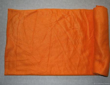 Флис и велсофт, набор мерного лоскута ручной работы на заказ