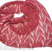 Ассиметричная шаль-фишю