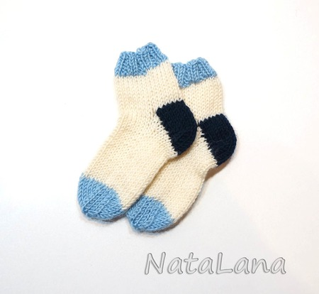 Носочки для малыша ручной работы на заказ