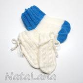 Носочки и рукавички для малыша