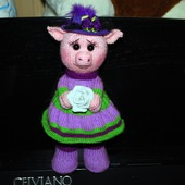 Свинка Наташка